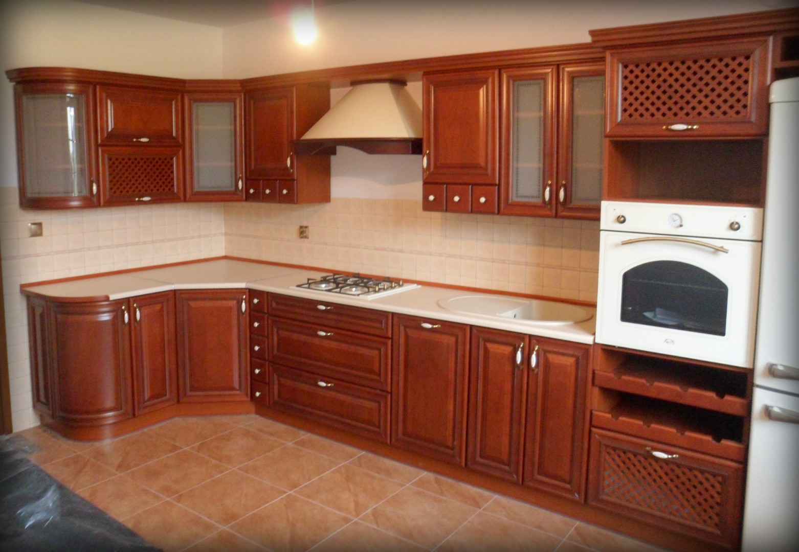 Kuchnie drewniane  Ryś  Pol  Ryszard Pikor